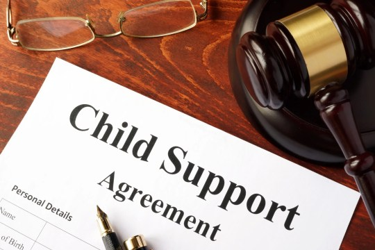 Not paying child support is a very serious matter. You can click here to learn what to do when your ex is not paying child support. #parenting #divorce #childsupport