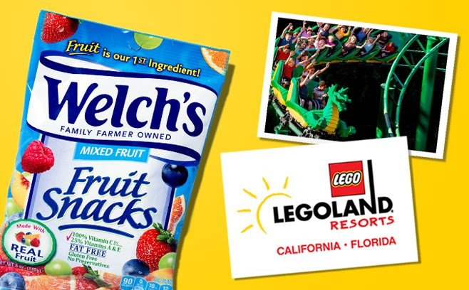 Enter for a chance to Win a Vacation at Lego Land Resorts  -