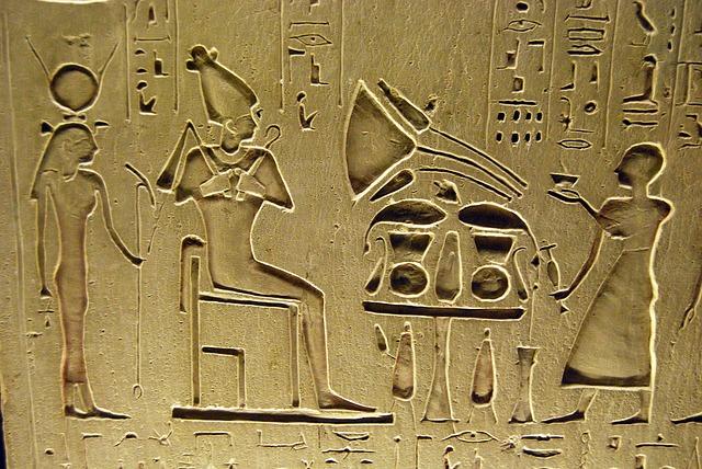 hieroglyphs-541144_640