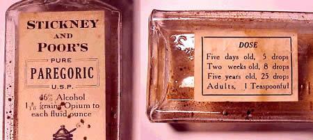 Harddrugs Die Vroeger Als Medicijn Voor Kinderen Werden