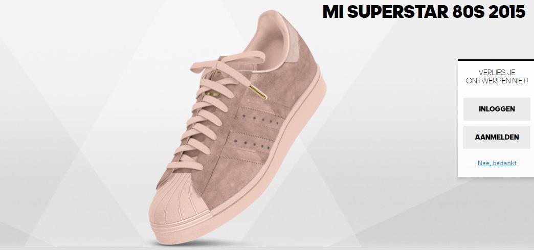 je eigen adidas schoenen ontwerpen
