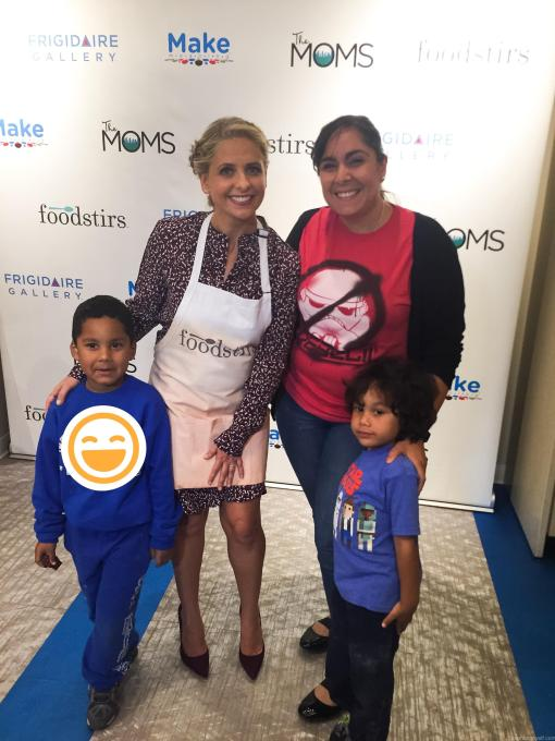 The Mommy Elf, LLC- Foodstirs- The Moms