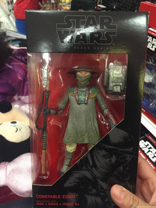 Star Wars Black Series Hasbro The Mommy Elf
