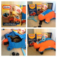 Little Tikes Pillow Racers Review, Video Demo, and ...