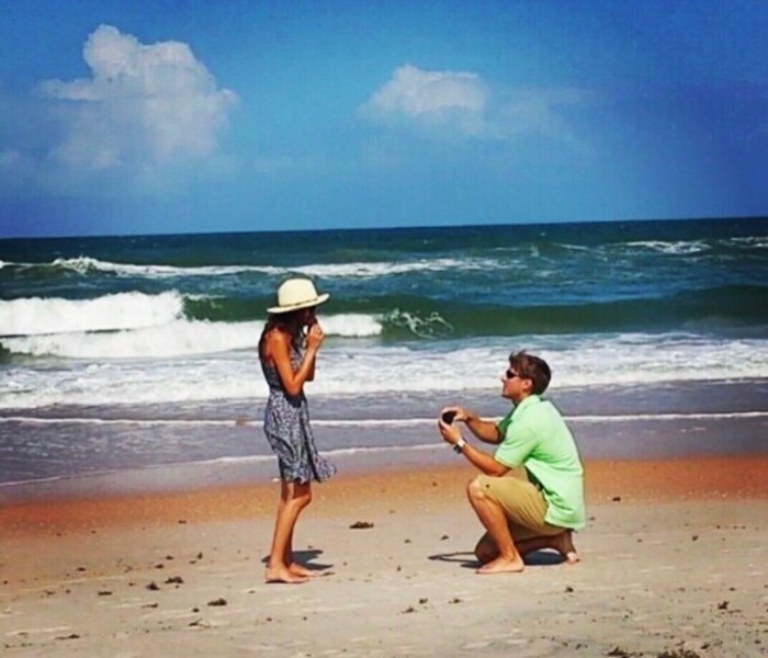 3 Year Proposal Anni!