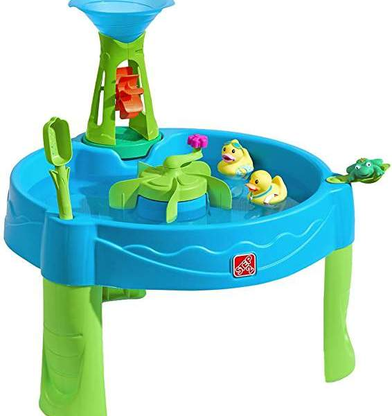 Best Kids Water Tables, Pools + Sprinklers!