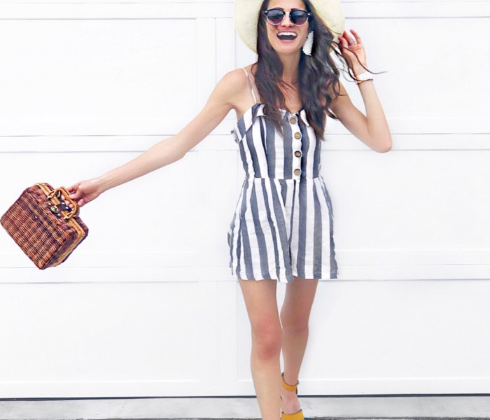 8 Great Weekend Rompers