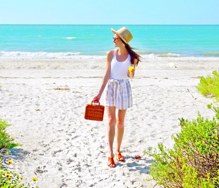 Packing Inspiration – Summer Vacation