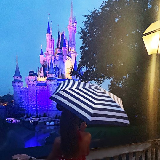 3 Ways to Keep the Magic Going When It Rains at Walt Disney World's Magic Kingdom