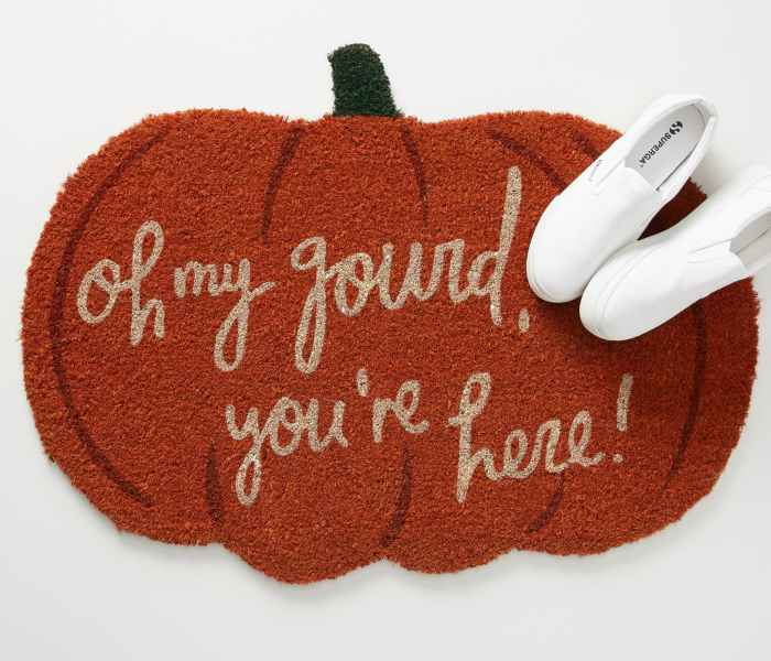 Trendy Pumpkin Home Decor