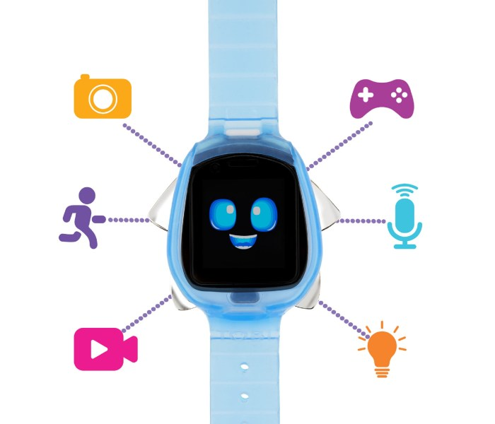 Tobi Robot Smartwatch by Little Tikes Review