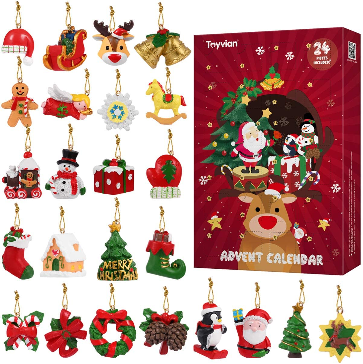 20 FUN Advent Calendars for Kids