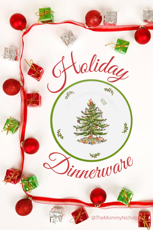 Trending Holiday Dinnerware- 2020