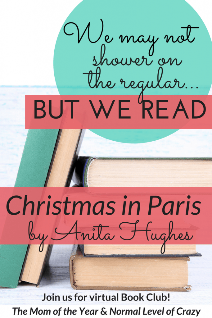 We love reading and we love sharing it with fellow readers and reading fans online! Join us here for our virtual book club! The best part? No showering required. Roll in in your jammies whenever suits you and join us this month! We're glad you're here and have SO much to say about Christmas in Paris book club discussion questions!
