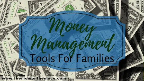 money management tools main