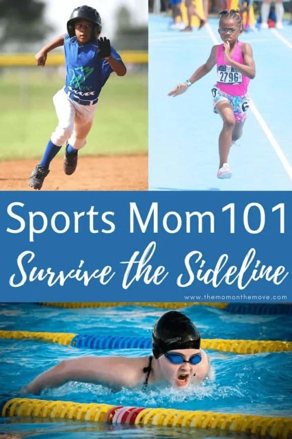 Sports Mom 101 Main