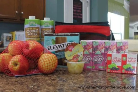 Sports mom 101 Nutrition Featured