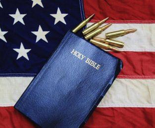 Guns and a Bible