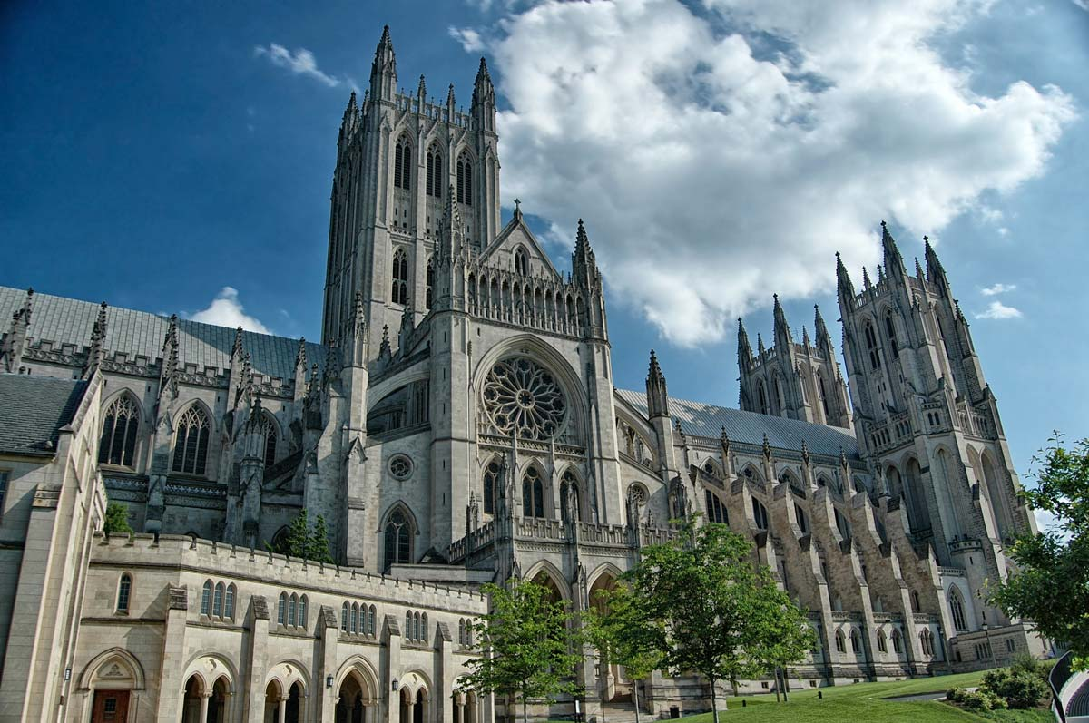 Famous Cathedral Says Goodbye to Confederate Monuments  Universal Life Church Monastery Blog
