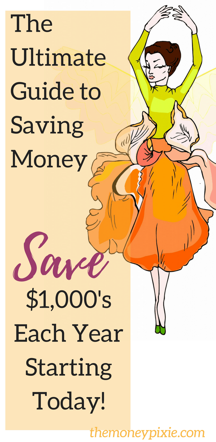 Easy ways to save money fast
