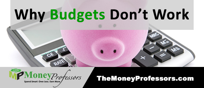 Why Budgets Don't Work