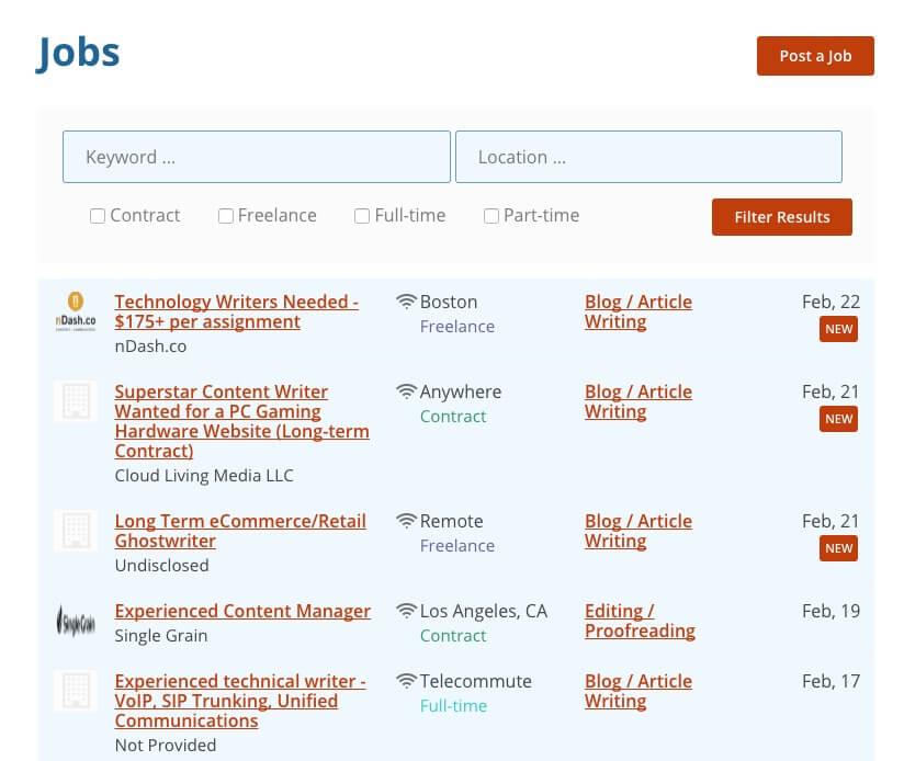 Residual income idea that has you creating a niche job board