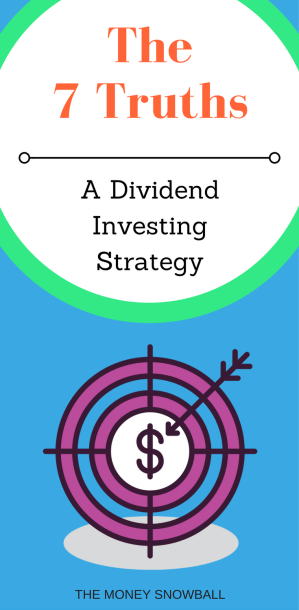 The 7 Truths: A Dividend Investing Strategy