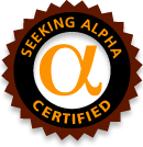Seeking Alpha Certified Badge