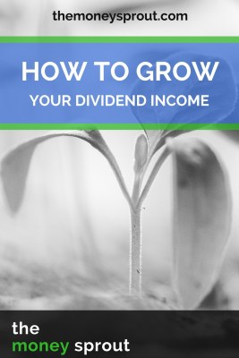 How to Grow Your Dividend Income