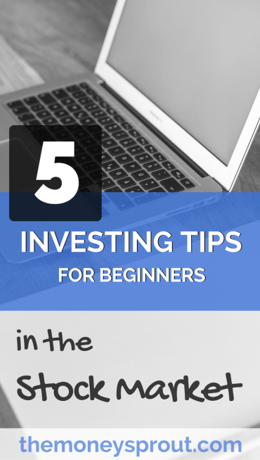 5 stock market investing tips recommended for beginners