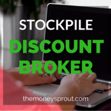 How to Save Money on Commissions by Using Stockpile