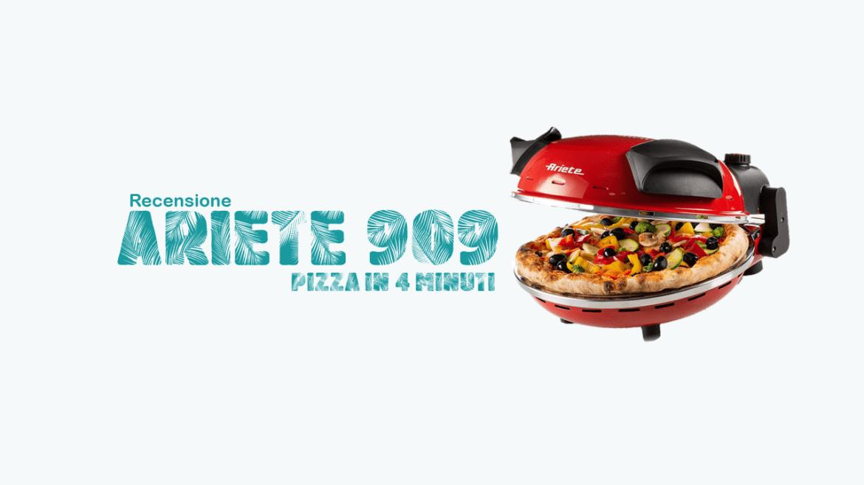 Ariete 909: sentirsi pizzaioli | Recensione