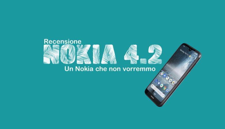 Recensione NOKIA 4.2