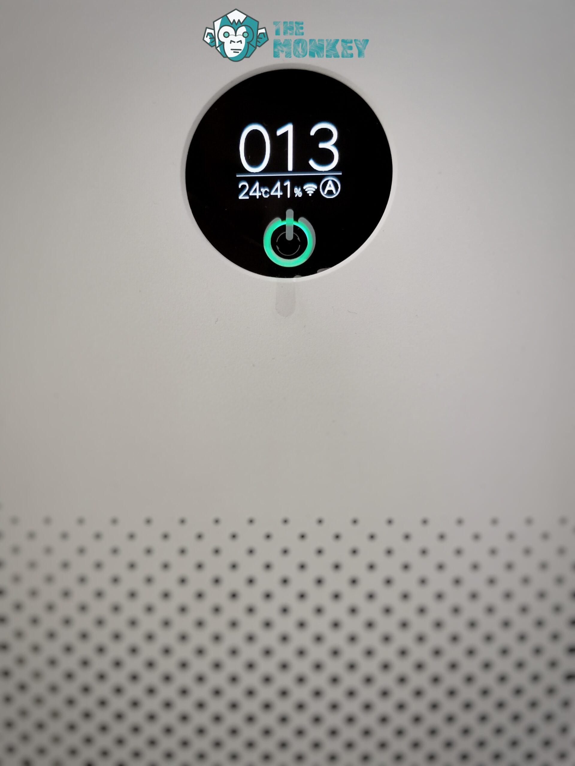 Display OLED Mi Air Purifier