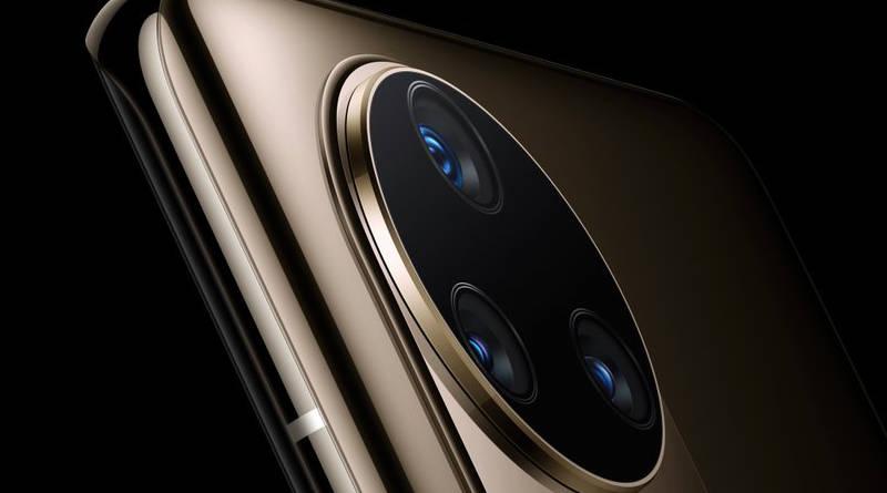 Huawei P50 Pro - render