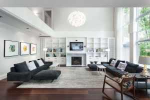 Living Room Deep Clean