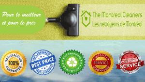 The Montreal Cleaners est le leader de l'entretien ménager résidentiel et commercial à Montréal.