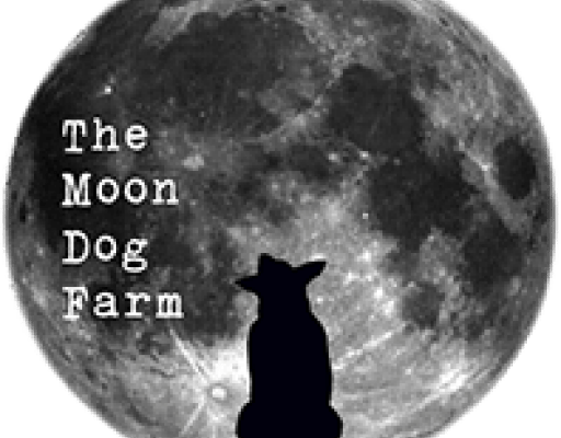 Moon Dog Farm website logo