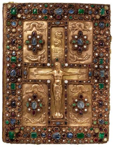 Lindau Gospels The Morgan Library Amp Museum Online