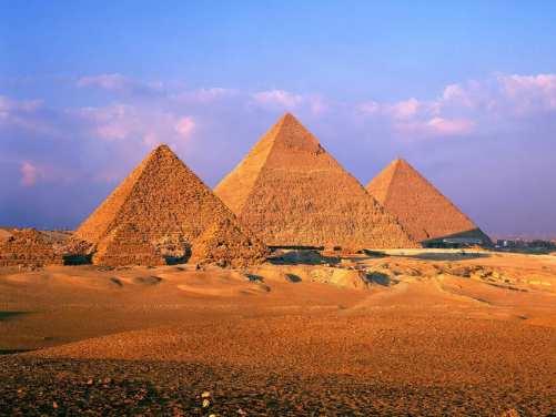 Atrações turísticas Pyramids of Giza