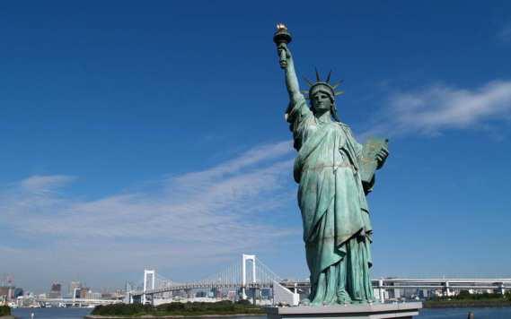 Estátua da Liberdade - Locais Turísticos Mais Populares