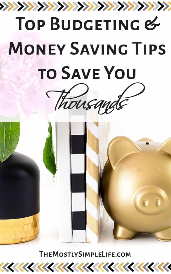 Top Budgeting and money saving tips to save thousands per year | Live on $1500 per month | House buying tips | Save money