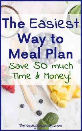 Easy meal planning | Save money on groceries | Plan to Eat review | Save time and money on meals | Plan simple meals quickly