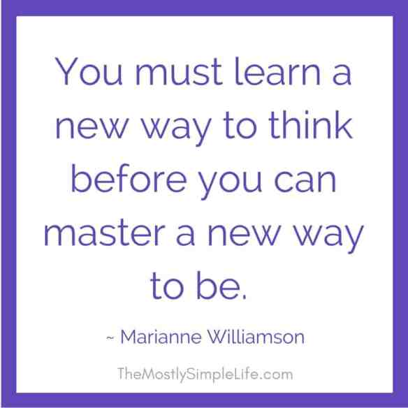 11 Life-Changing Positive Thinking Quotes   Marianne Williamson Quote