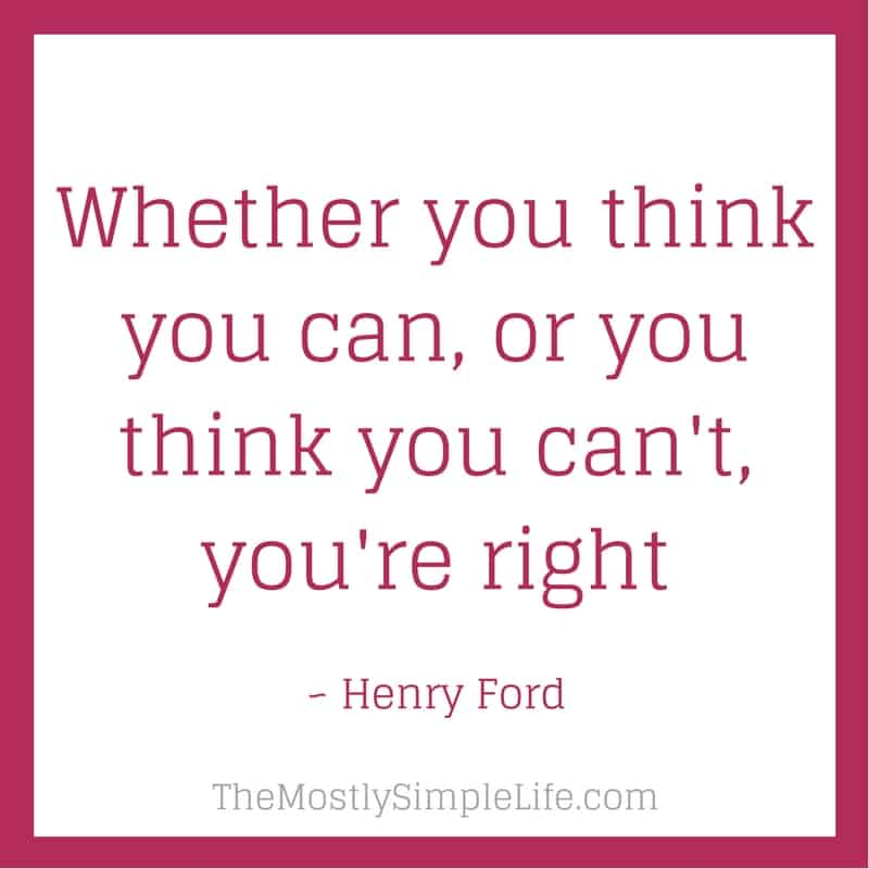 11 Life-Changing Positive Thinking Quotes   Henry Ford Quote