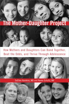 The Mother-Daughter Project book cover