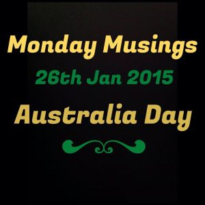 Monday Musings Jan