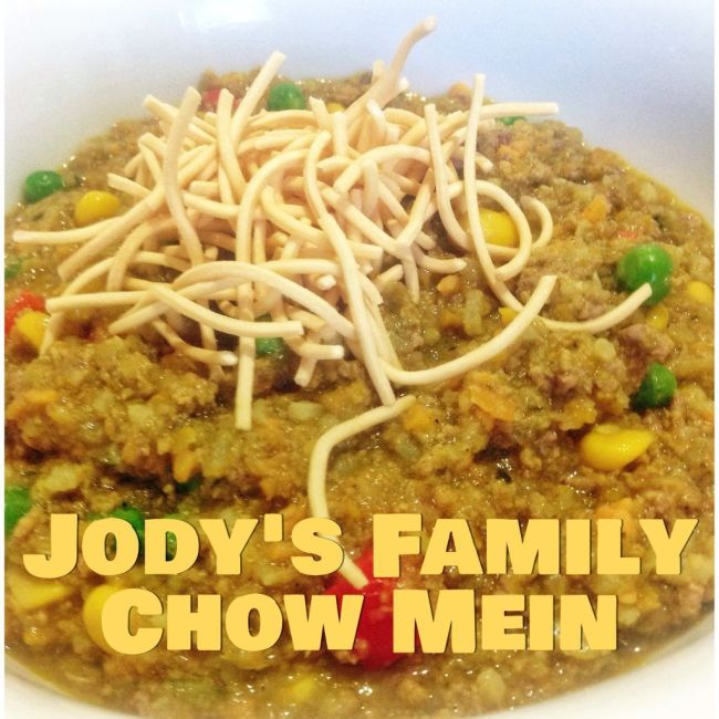 Family Chow Mein