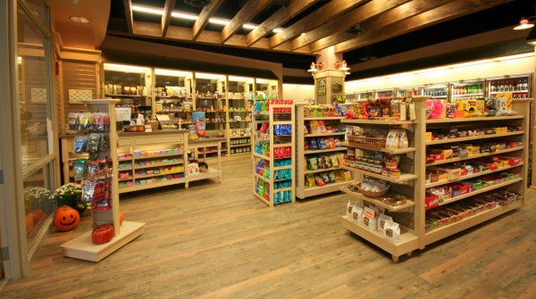 Convenience Store Layout Ideas