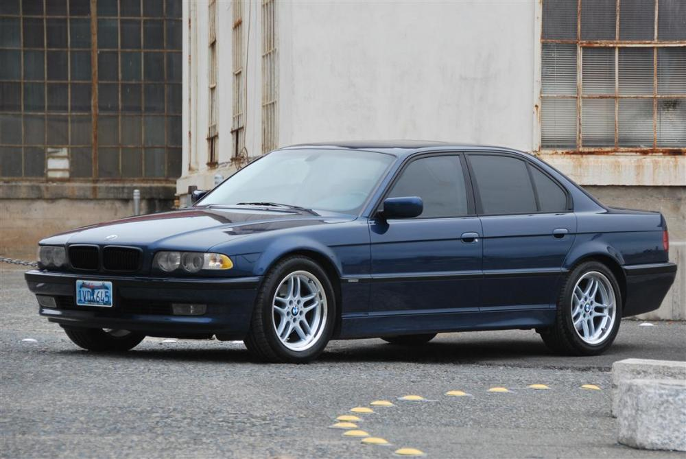 medium resolution of e38 2001 740i sport biarritz blue with oyster interior blue dash and carpets 92 5k mi